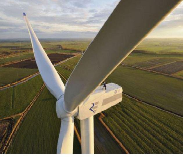 Argentina rompe récord 1,500 millones en inversión en energía eólica